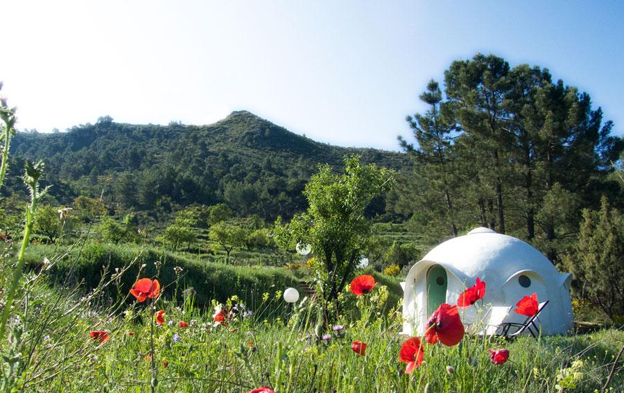Camping Otro Mundo, Sierra de segura, Albacete