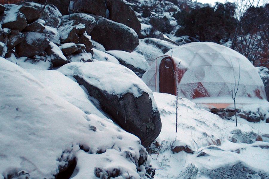 domo-nevado