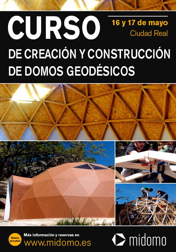 Curso de domos geod sicos en ciudad real 16 y 17 de mayo - Cursos de cocina en ciudad real ...