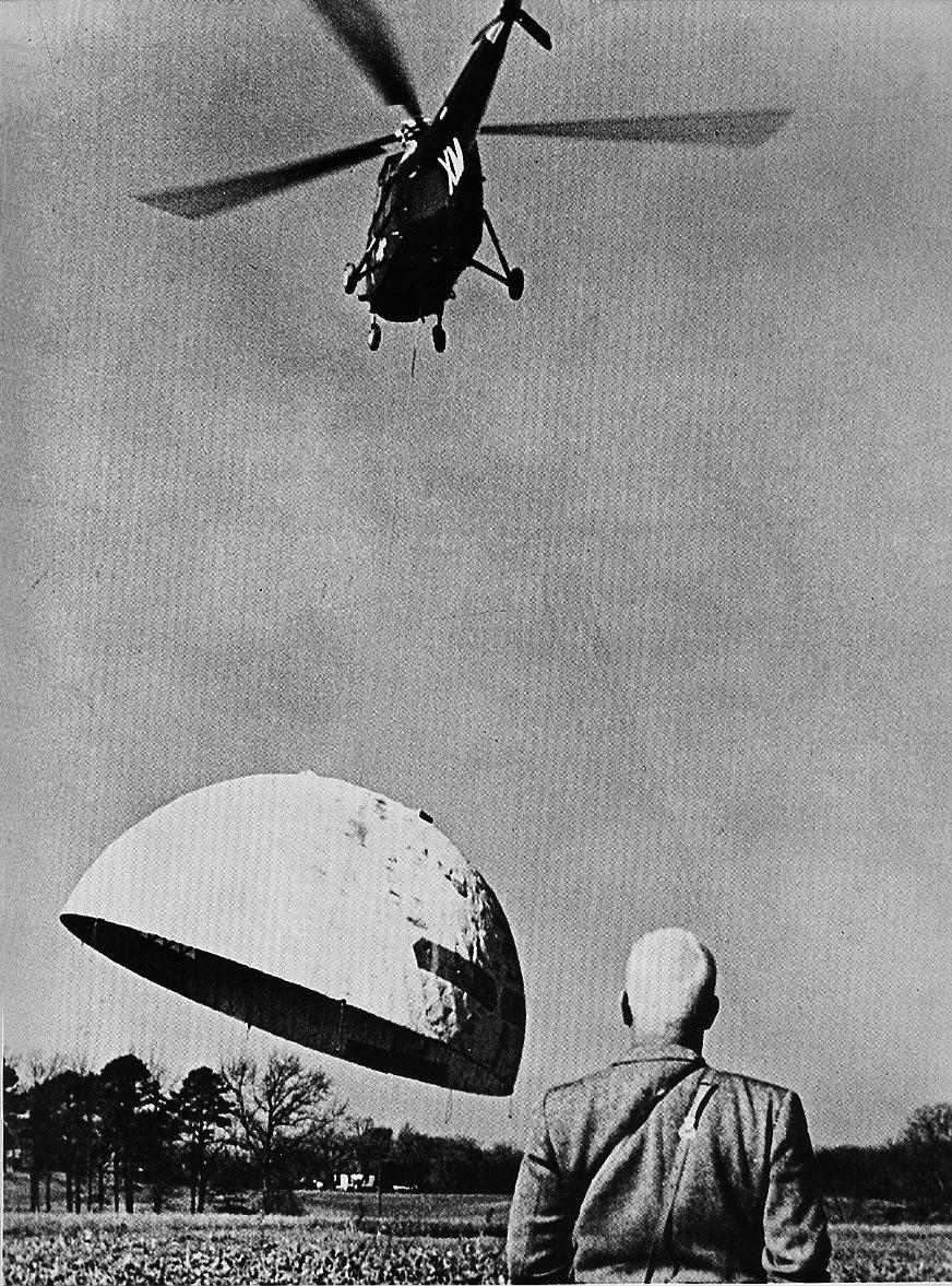 Buckminster-Fuller-Helicopter